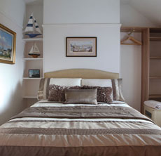 Our Fowey room
